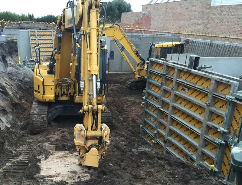 doka-excavator-site